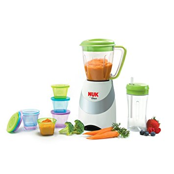 Baby Food Makers - Nuk Smoothie & Baby Food Maker
