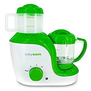 Baby Food Makers - Smart Planet BFM-1 Baby Oasis Baby Food Maker