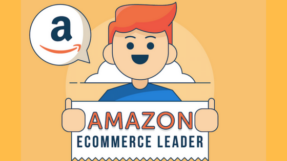 Amazon – The eCommerce Leader (Infographic)