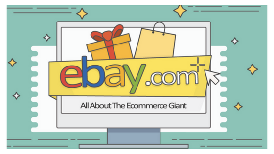All You Need to Know About eBay (Infographic)