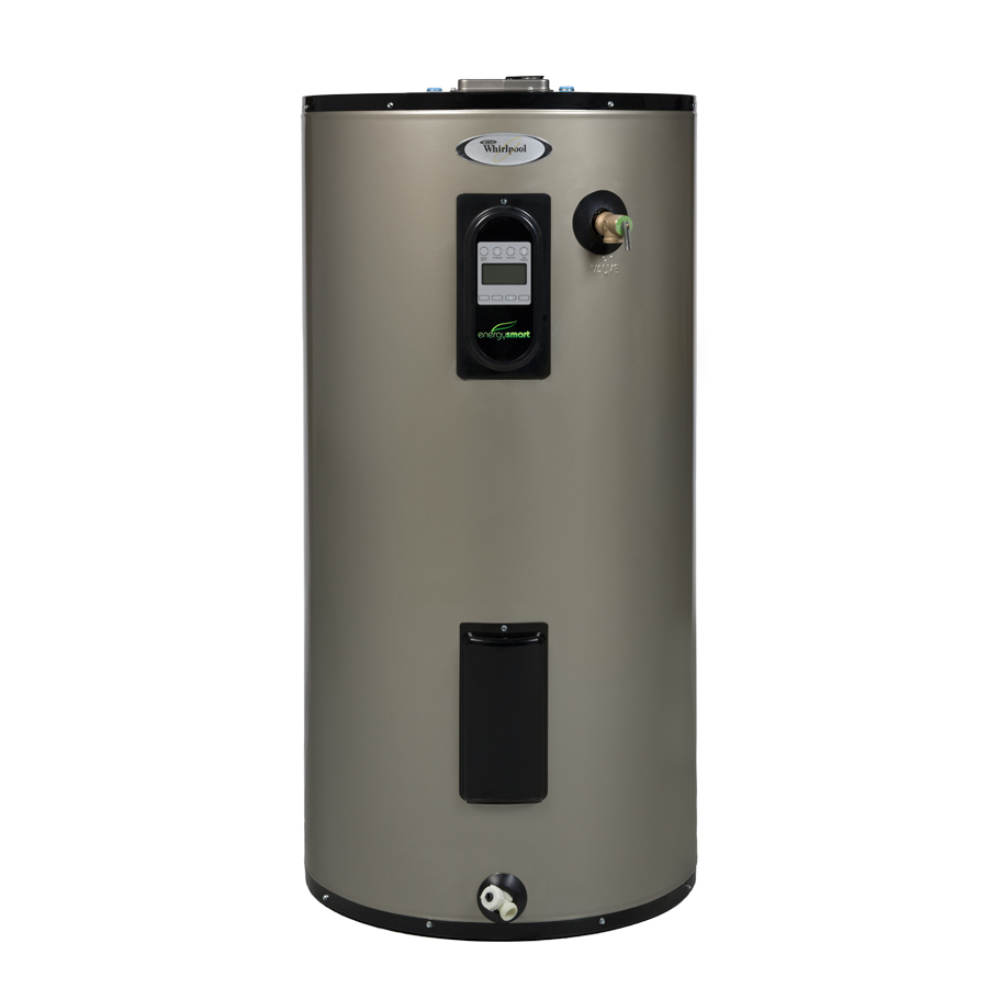 Electric Water Heater Reviews Whirlpool 40 Gallon 12 Year Regular