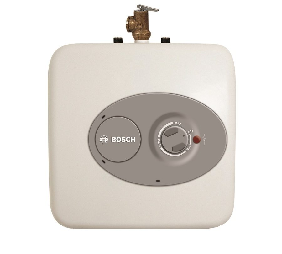 Electric Water Heater Reviews-Bosch Tronic 4-Gallon 6-Year Lowboy Electric Water Heater