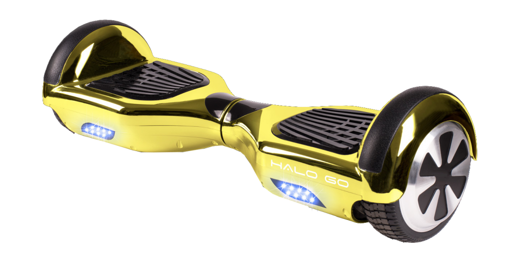 Best Hoverboard Brands-HALO GO Hoverboard
