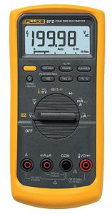 Best Multimeter-Fluke 87-V Digital Multimeter