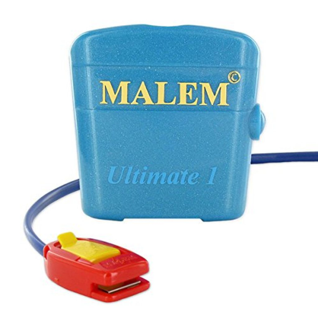 Best bedwetting alarm-Malem Ultimate Bedwetting Alarm