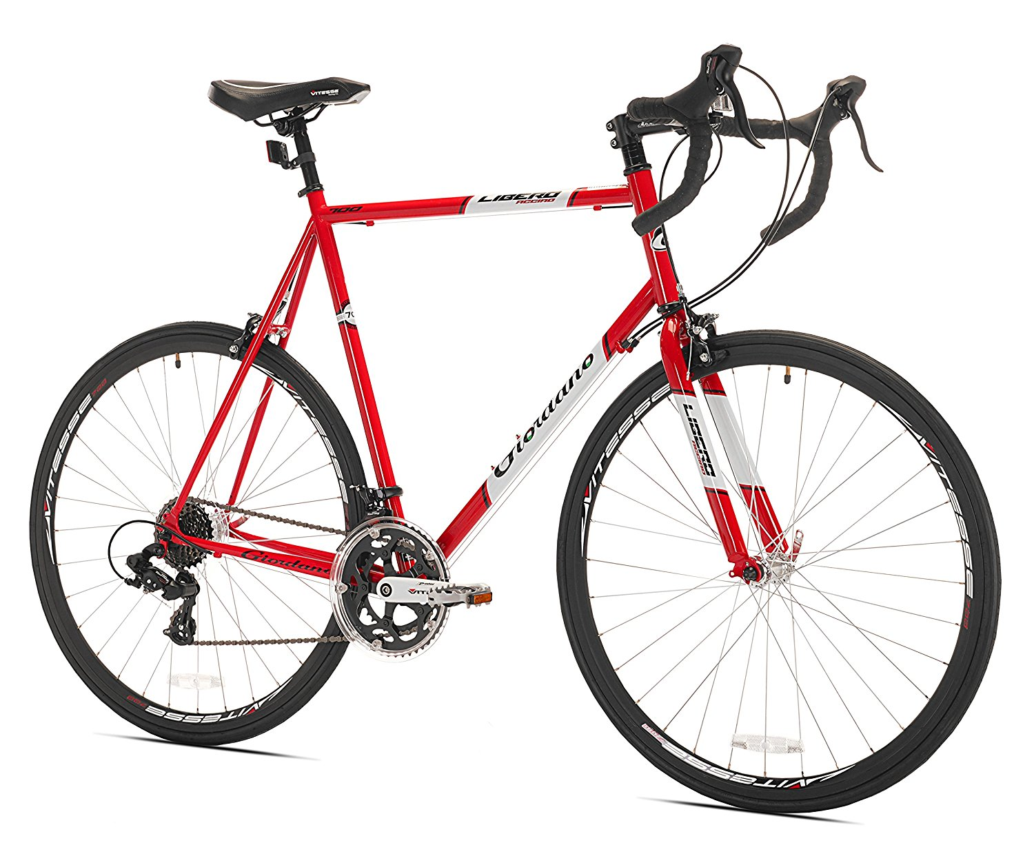 Best Road Bikes-Giordano Acciao