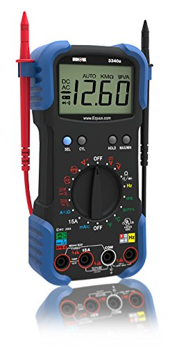 Best Multimeter-INNOVA 3340 Automotive Digital Multimeter