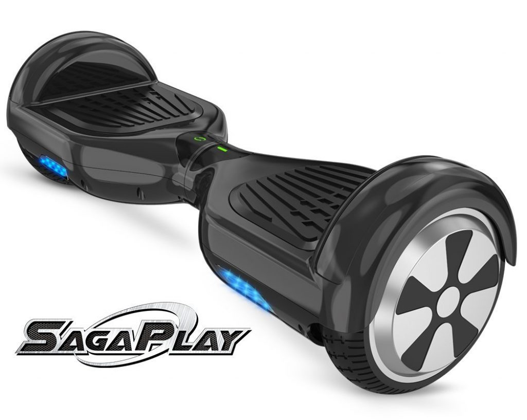 Best Hoverboard Brands-SagaPlay F1