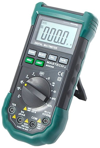 Best Multimeter-Mastech MS8268 Digital Multimeter