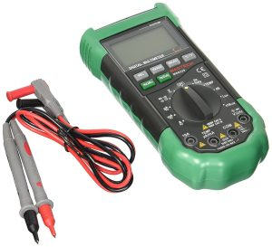 Best Multimeter-Mastech MS8229 Auto-Range 5-in-1 Multi-Functional Digital Multimeter