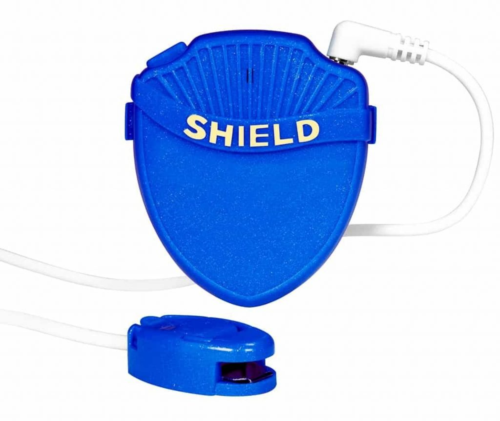Best bedwetting alarm-Shield Prime Bedwetting Alarm