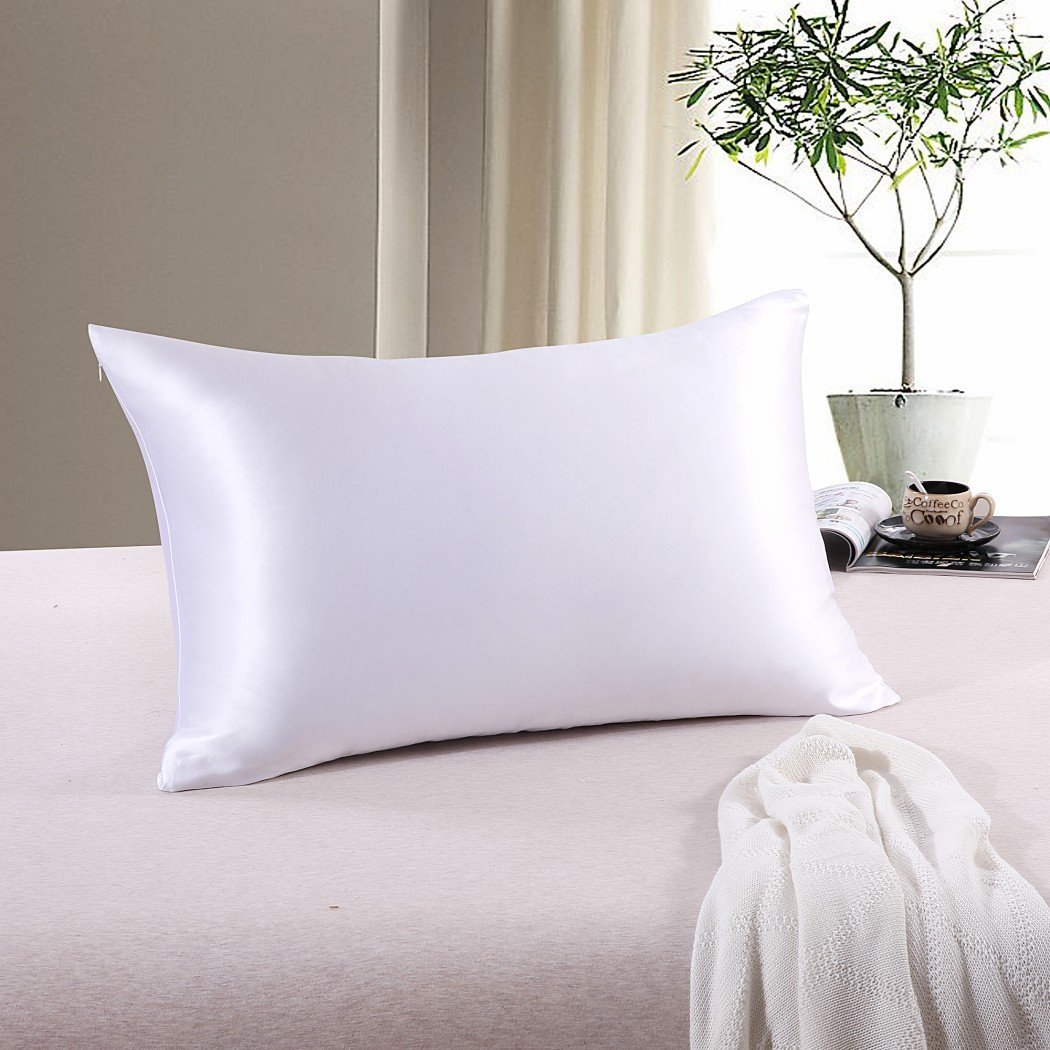Silk Pillowcases-Zimasilk 100% Silk Mulberry Pillowcase