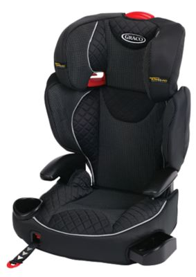 Graco Car Seat-Affix Youth Booster Seat with Safety Surround and Latch System