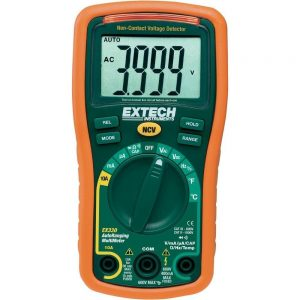 Best Multimeter-Extech EX330 Autoranging Mini Multimeter