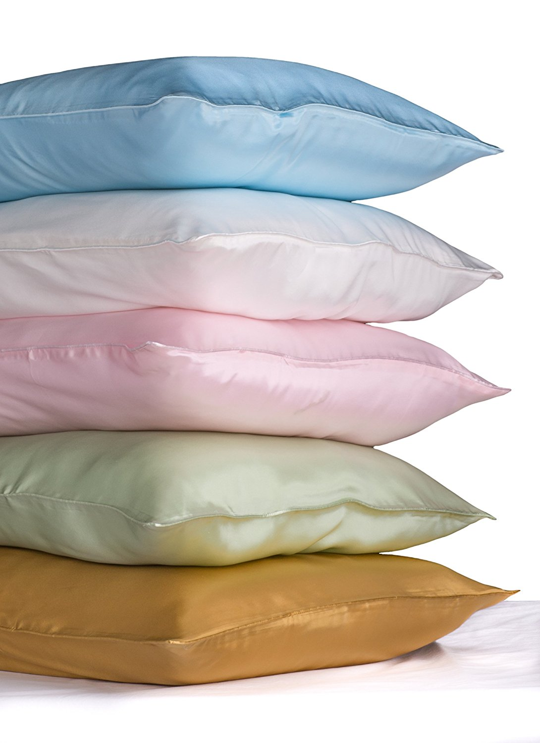 Silk Pillowcases- Texere Silk Solid Silk Pillowcase