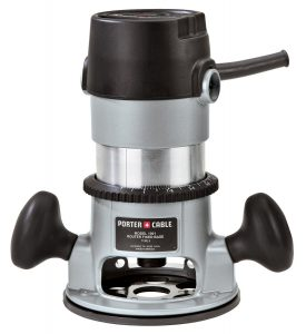 Wood Router Reviews-PORTER-CABLE 11-Amp Fixed-Base Router 690LR