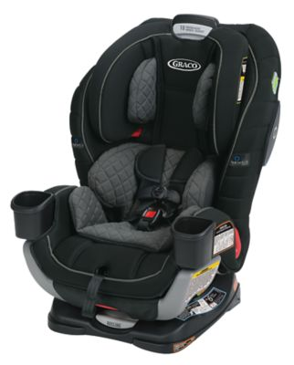 Graco Car Seat-Graco Car Seat Extend2Fit 2-in-1 Car Seat featuring TrueShield Technology