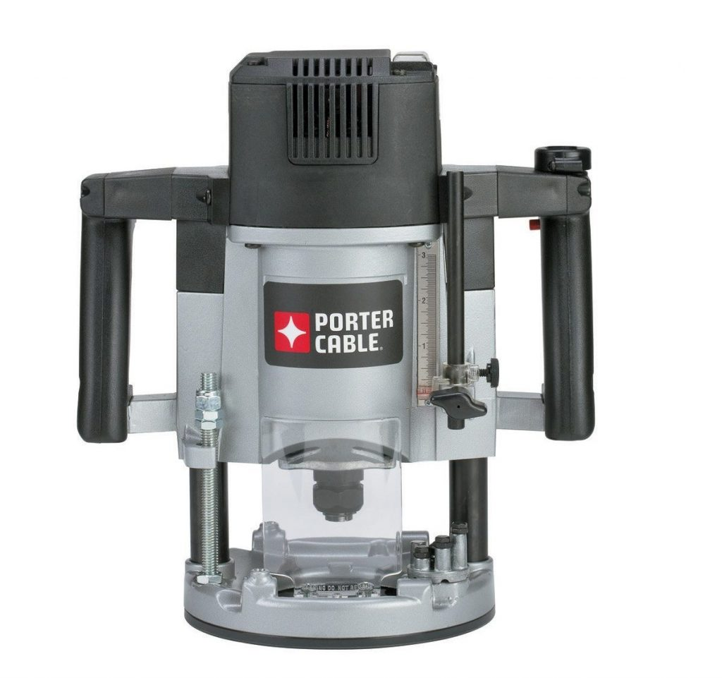 Wood Router Reviews-PORTER-CABLE 7538 Speedmatic 3-1/4 HP Plunge Router