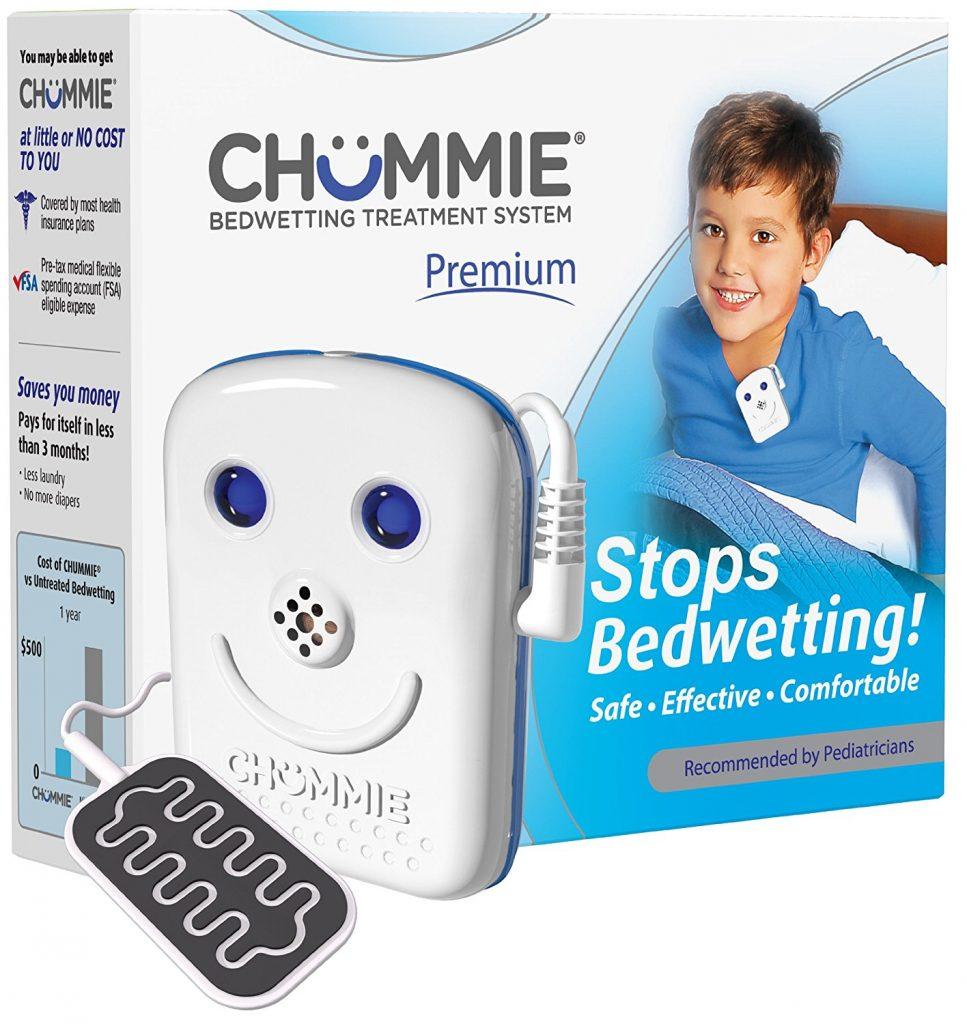 Best bedwetting alarm-Chummie Premium Bedwetting Alarm