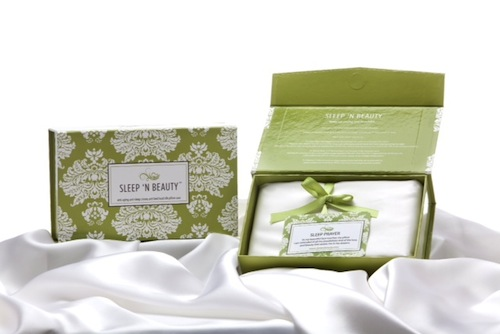 Silk Pillowcases-Sleep 'N Beauty Silk Pillowcase