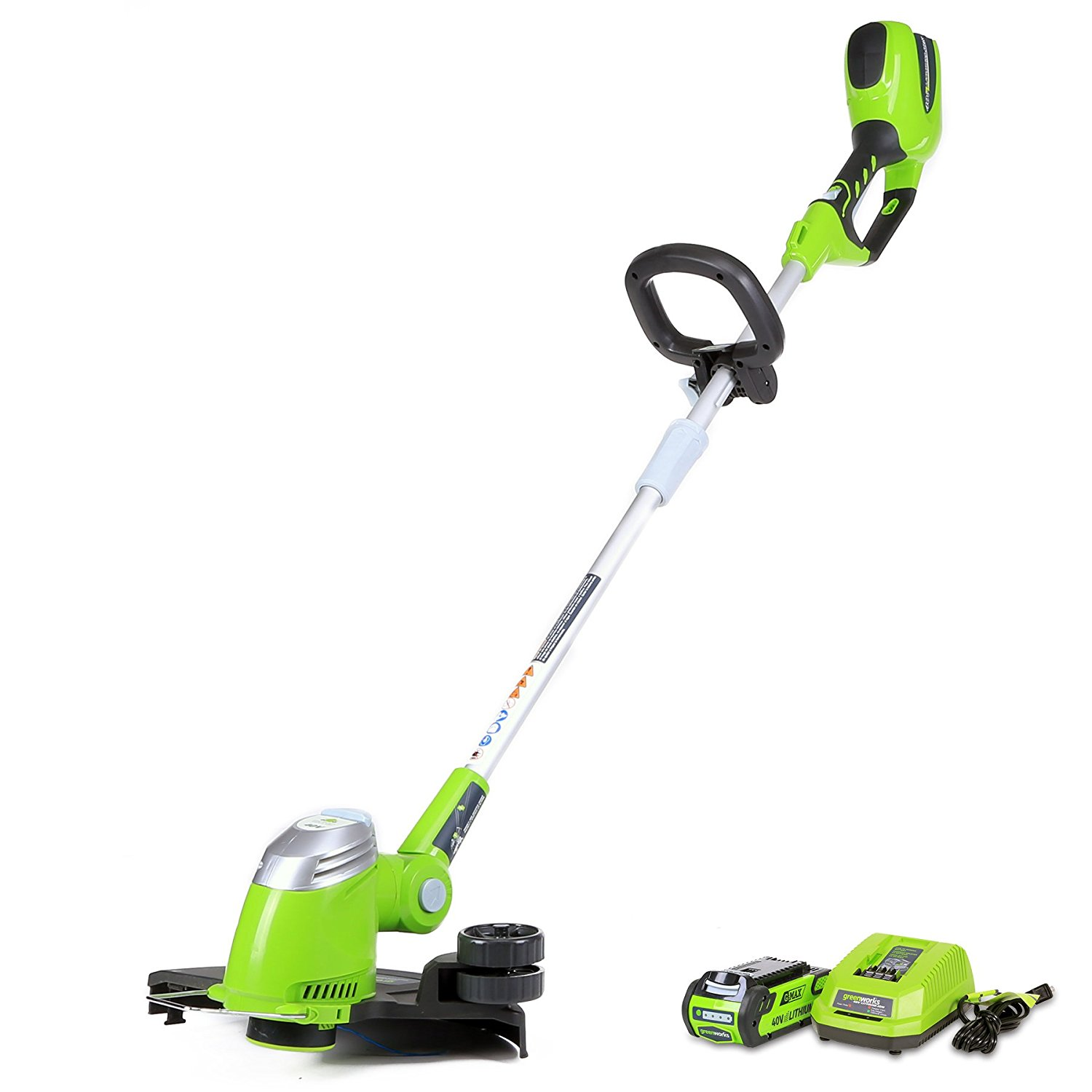 Best Weed Eater-GreenWorks 21302 G-MAX
