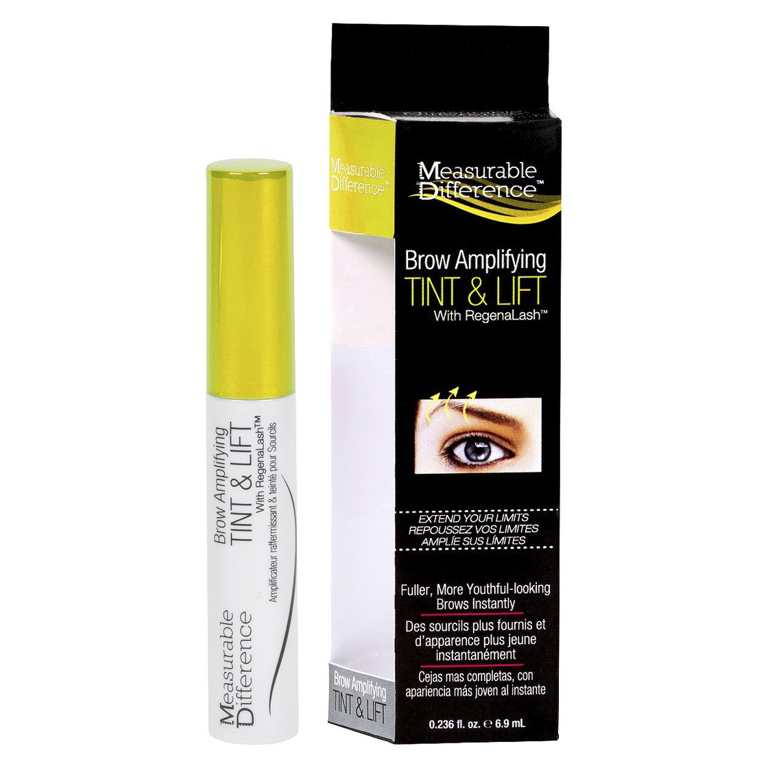 Eyebrow Tinting Kit-Measurable Difference Brow Amplifying Tint and Lift