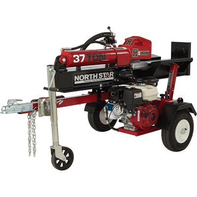 Best Log Splitter-Northstar Horizontal Vertical Log Splitter