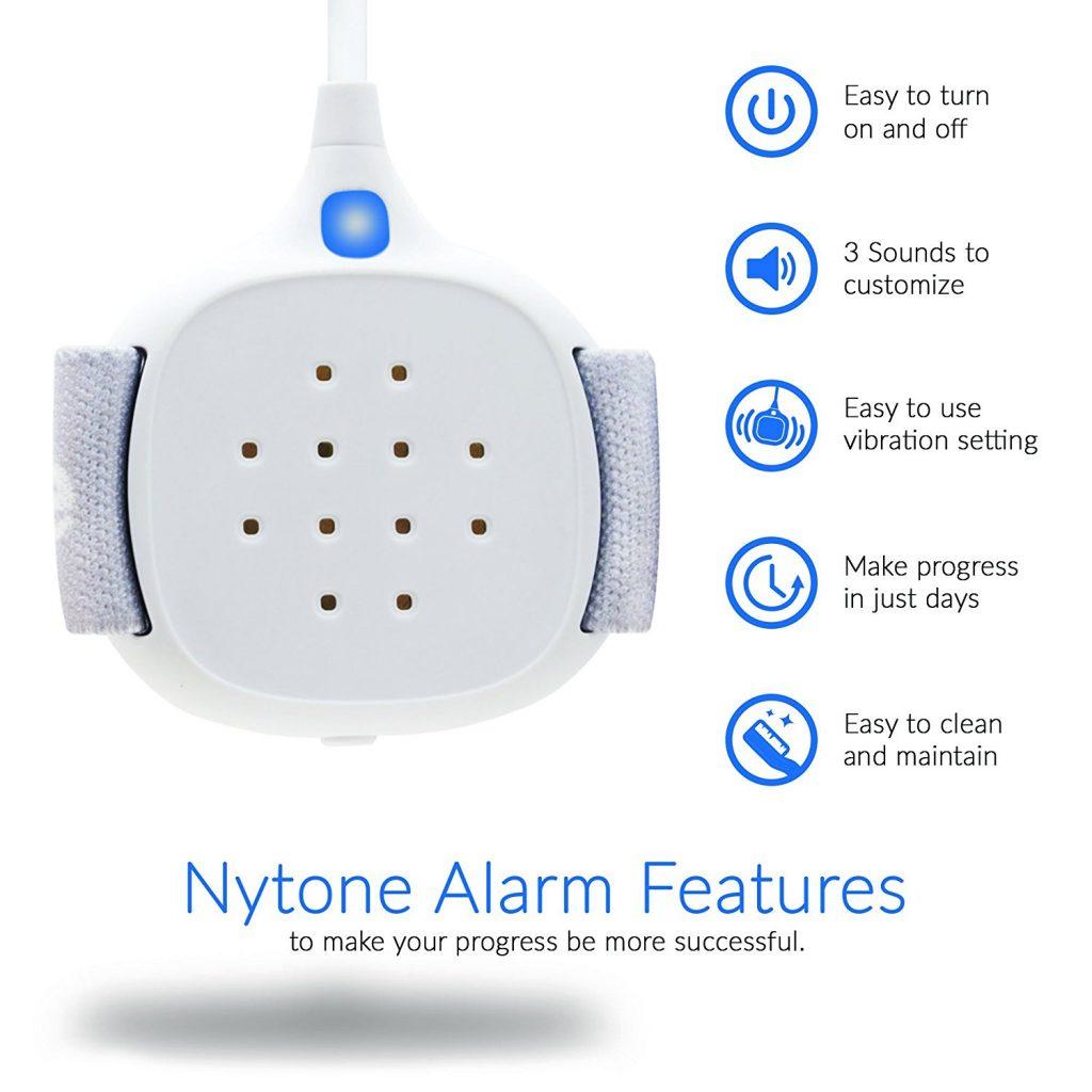 Best bedwetting alarm-Nytone Bedwetting Alarm