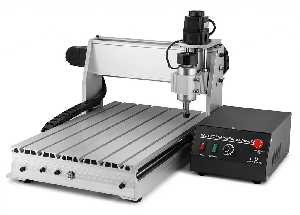 Wood router reviews-CNC Router & Engraver 3 Axis 3040T