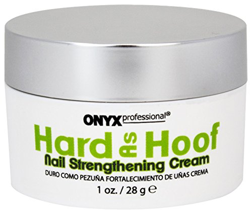 Best Nail Strengthener-Hard as Hoof Nail Strengthening Cream