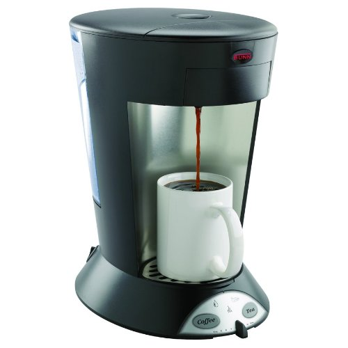 Bunn Coffee Makers-My Café® Pourover Commercial Grade Pod Brewer