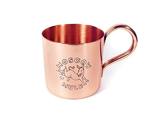 Best Copper Mule Mugs-Cocktail Kingdom 12-Ounce Moscow Mule Mug
