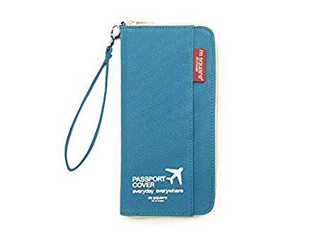 Best Passport Holder-M Square Travel Passport Wallet Holder