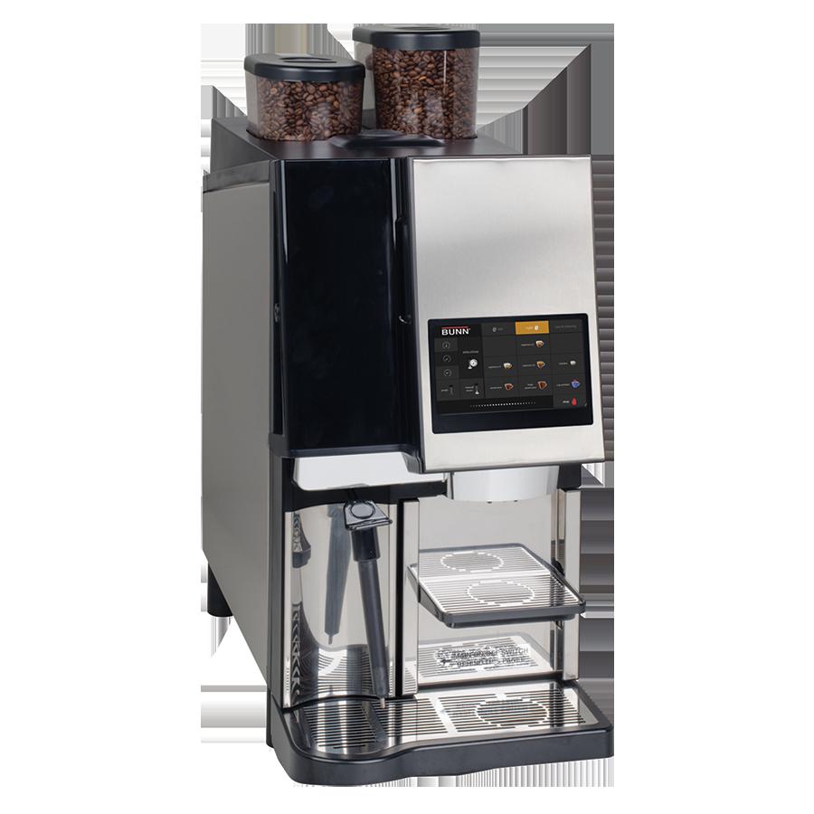 Bunn Coffee Makers-BUNN Espresso® Sure Tamp™ Auto Superautomatic Espresso Machine