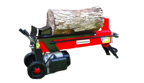 Best Log Splitter-Powerhouse XM-380 | 7-Ton Electric Hydraulic Log Splitter