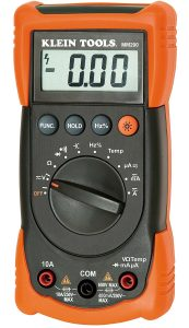 Best Multimeter-Klein Tools MM200 Auto Ranging 600V Multimeter