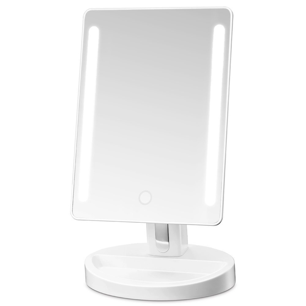Best Lighted Vanity Mirror-Gotofine LED Lighted Vanity Mirror