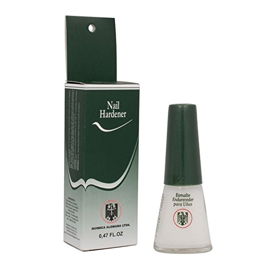 Best Nail Strengthener-Quimica Alemana Nail Hardener Strengthener Polish Treatment