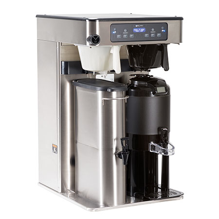 Bunn Coffee Makers-ITCB Infusion Series Twin Tea/Coffee Brewer HV, 120/240V