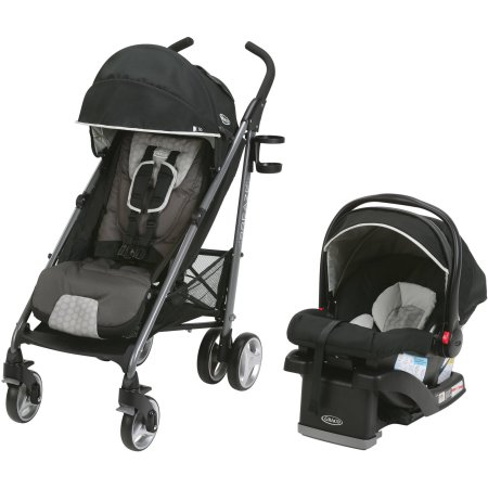 Graco Car Seat-Graco Breaze Travel System