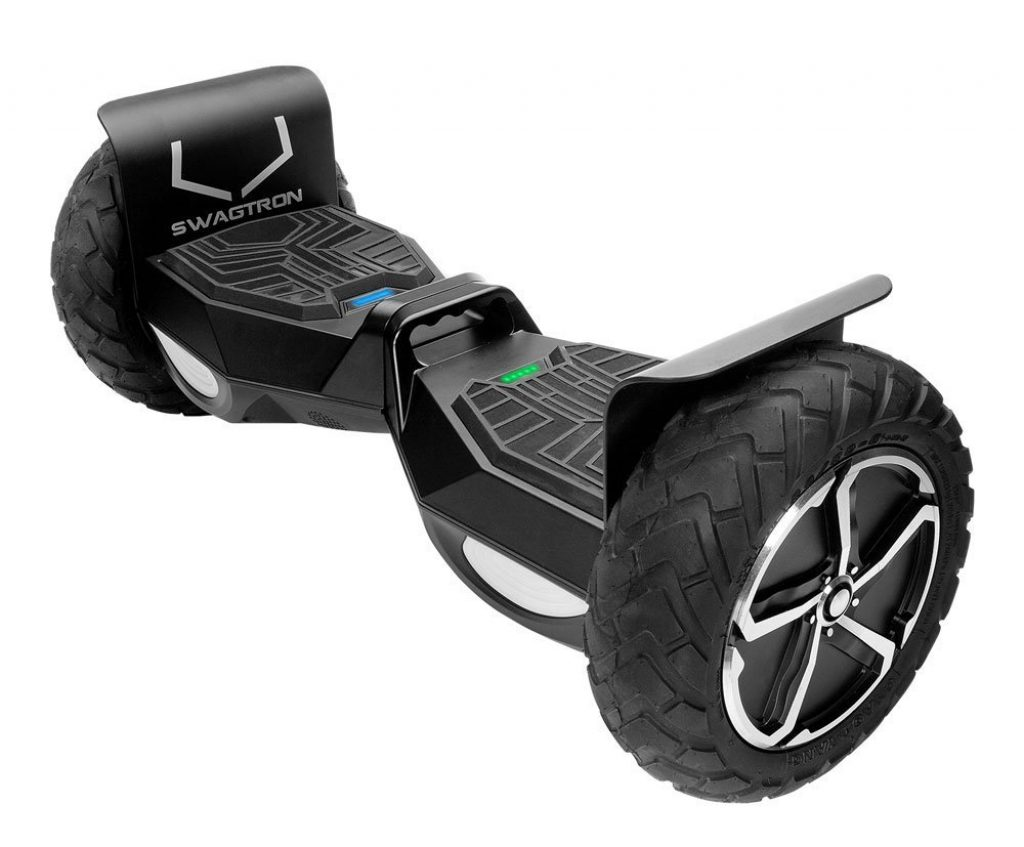 Best Hoverboard Brands-SWAGTRON T6 Off-Road Hoverboard