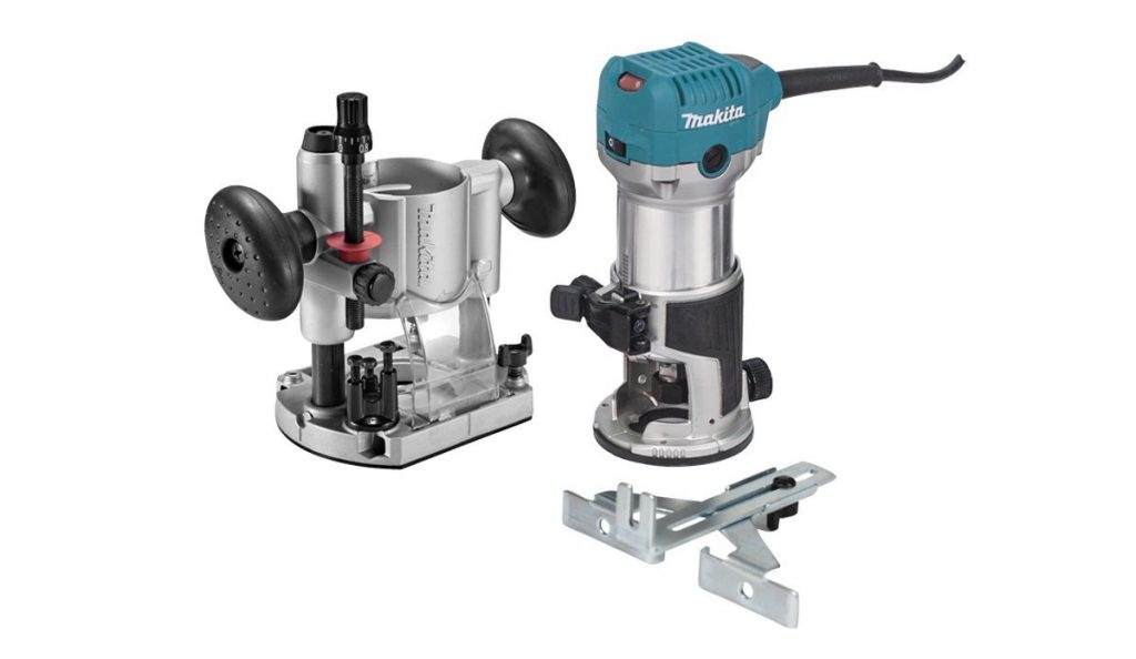 Wood router reviews-Makita Compact Router Kit RT0701CX7