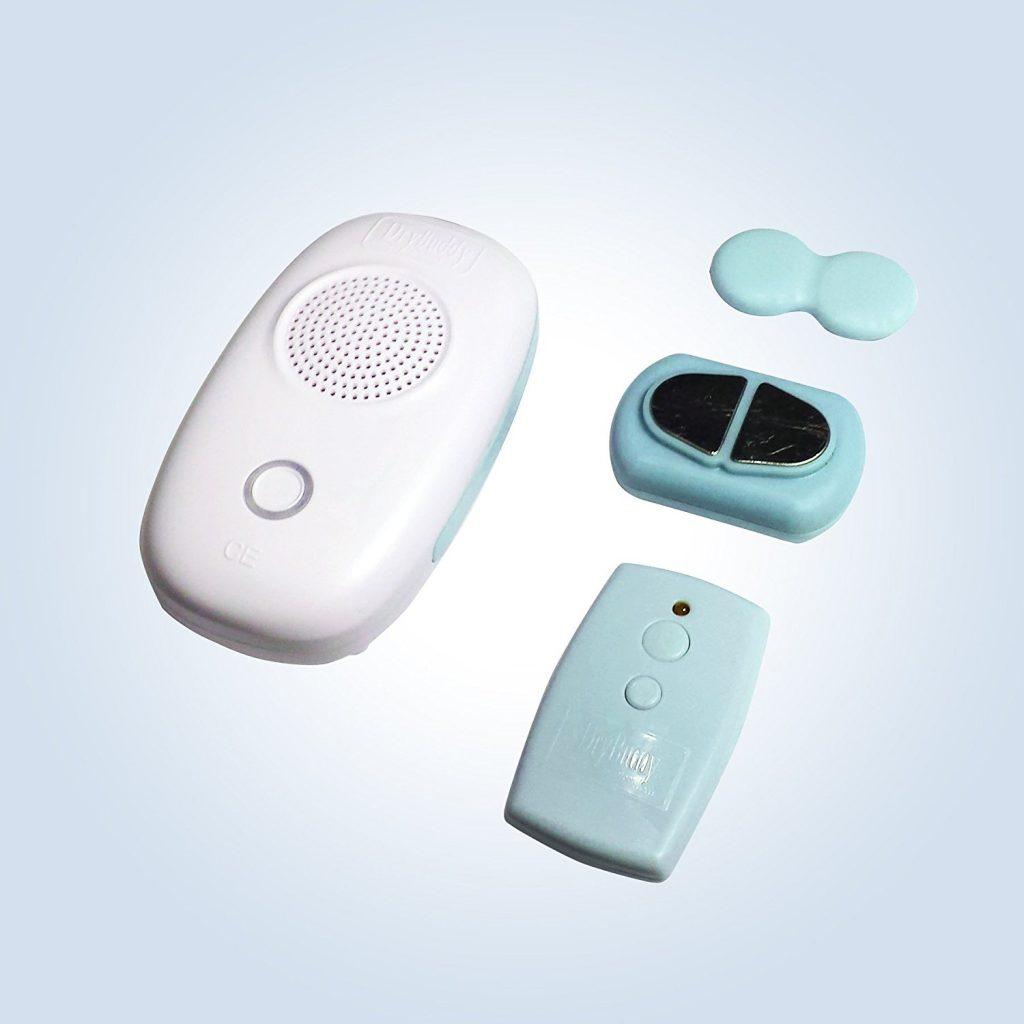 Best bedwetting alarm-DryBuddyFLEX 3 Wireless Bedwetting Alarm System