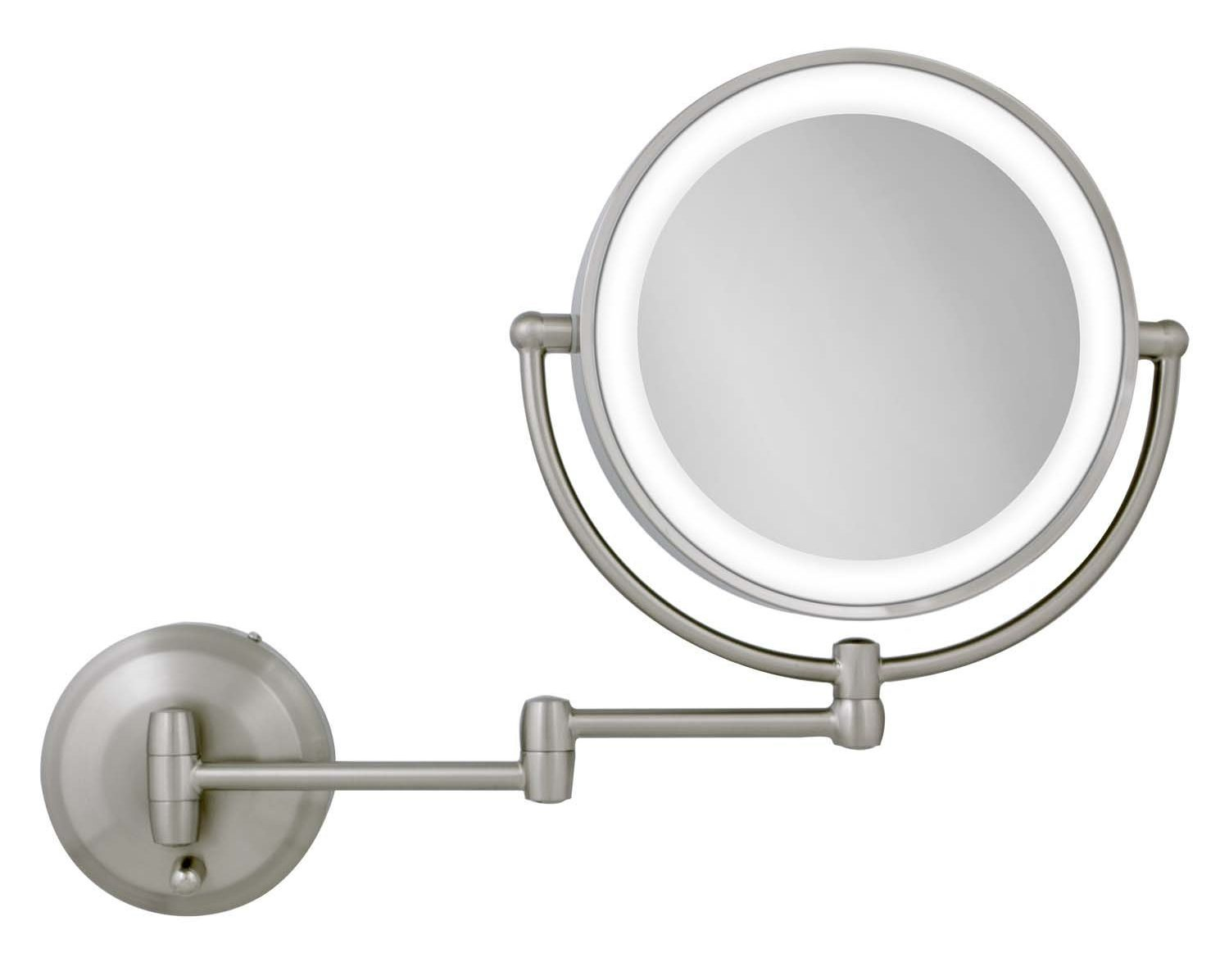 Best Lighted Vanity Mirror-Zadro 10x Next Generation LED Vanity Mirror