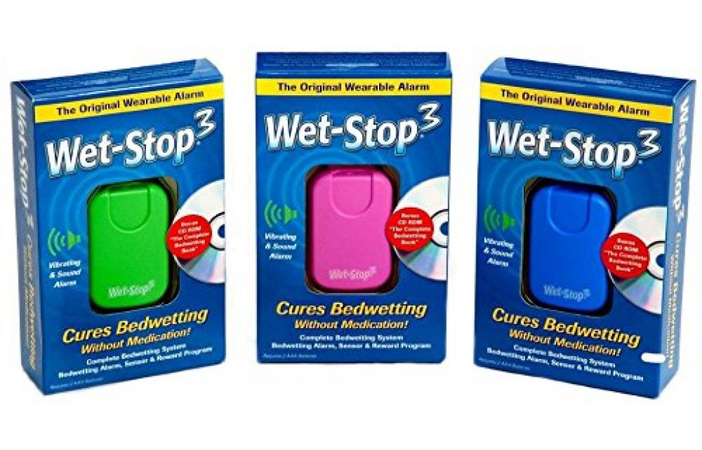 Best bedwetting alarm-Wet-Stop3 Bedwetting Alarm