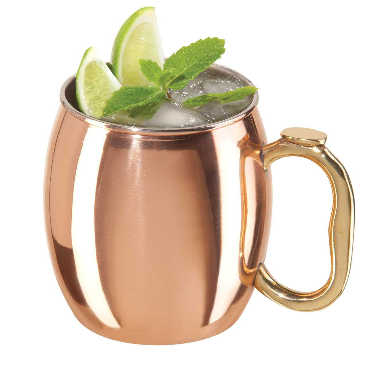 Best Copper Mule Mugs-Oggi 20-Ounce Modern Moscow Mule Mug