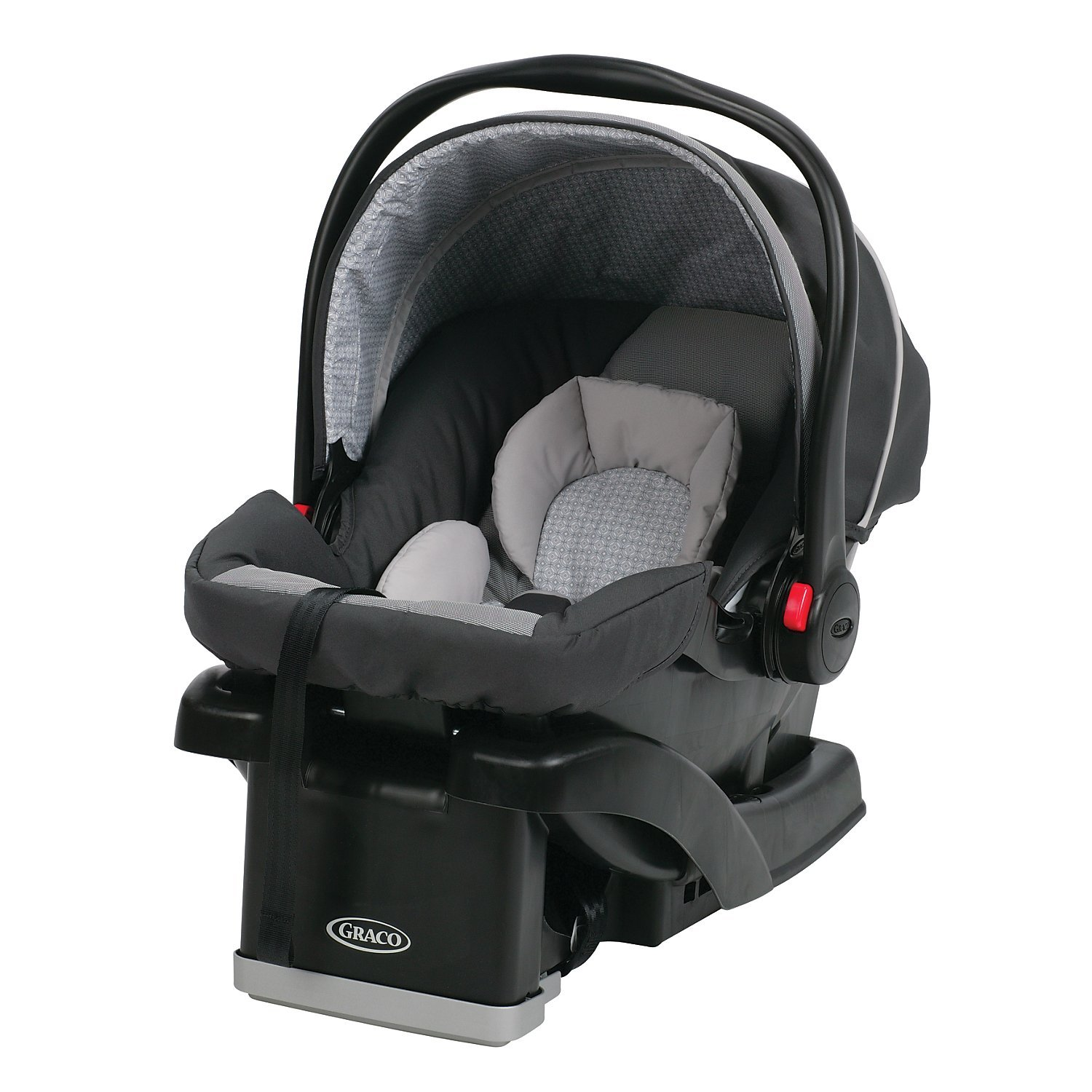 Graco Car Seat-Graco Car Seat Click Connect SnugRide 30 LX Infant Car Seat