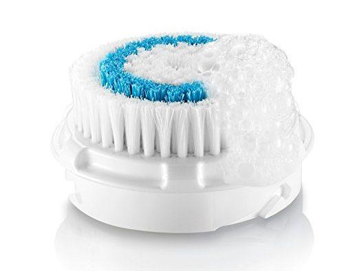 Best Blackhead Remover-Clarisonic Mia 2 + Clarisonic Deep Pore Cleansing Brush Head