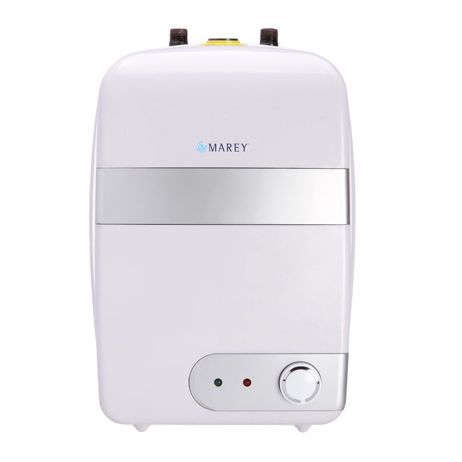 Electric Water Heater Review-MAREY TANK10L 2.5-Gallon 5-Year Regular Electric Water Heater
