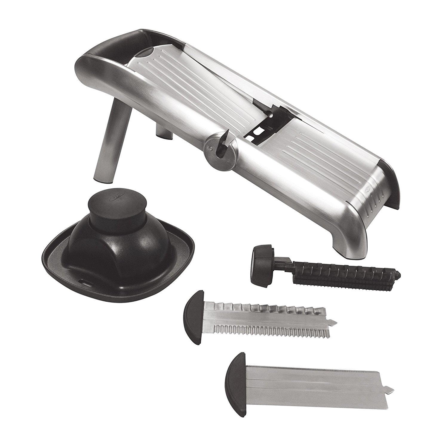 Best Mandoline Slicer-OXO Steel Chef's Mandoline Slicer